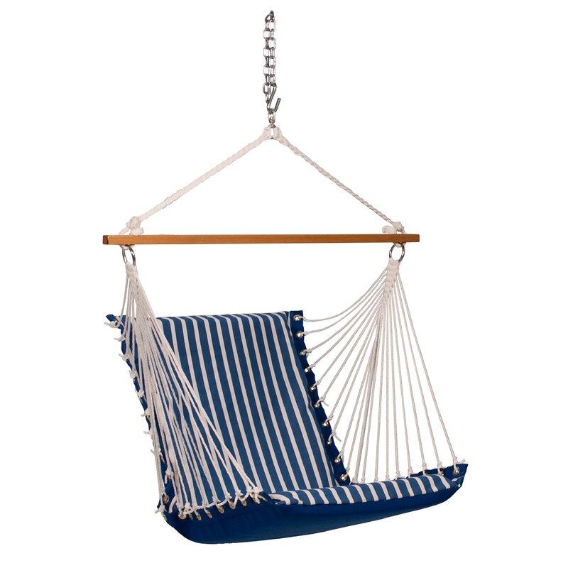 sunbrella soft  fort chair hammock algoma    pany sunbrella soft  fort chair hammock  u0026 reviews      rh   wayfair