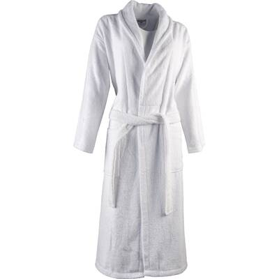907d5e8ff1 Luxury 100% Light-Weight Shawl Collar 100% Turkish Cotton Bathrobe