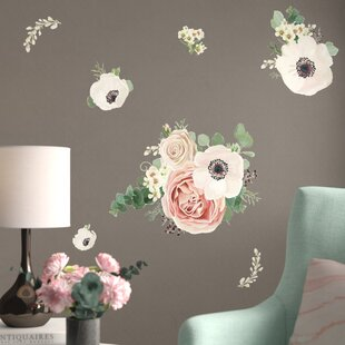 8f797d2d7 Fresh Floral Wall Decal