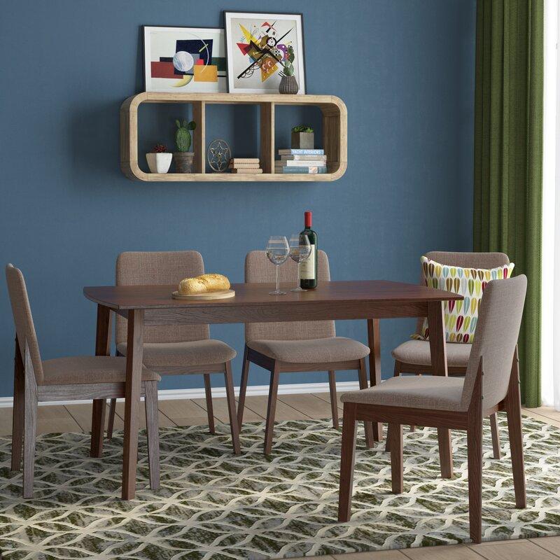 Essgruppe Tahquitz Mit Ausziehbarem Tisch Und 4 Stühlen
