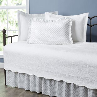 Bed Skirt For A Trundle Bed | Wayfair
