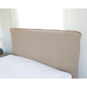Frayed Short Headboard Slipcover by Pom Pom At Home