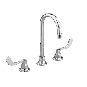 Bathroom Faucets That Swivel modern gooseneck bathroom faucet | wayfair