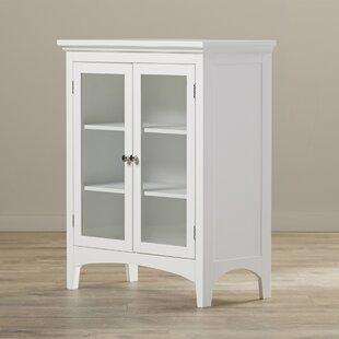 Charming Sumter Double Freestanding Floor Accent Cabinet
