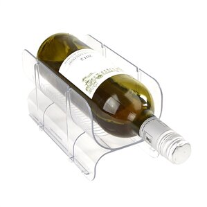 Acrylic Stackable Wine Bottle Holder (Set..