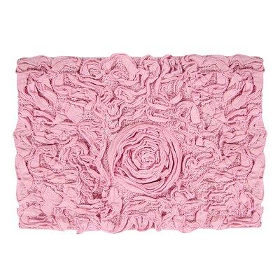 Pink Bath Rugs Amp Mats You Ll Love Wayfair
