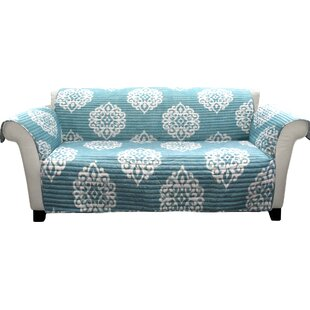 Bourke Box Cushion Sofa Slipcover