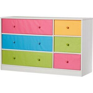 Brooke 6 Drawer Double Dresser