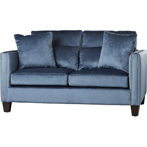 Cathedral Loveseat by Sunpan Modern