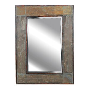 Wayfair Wall Mirrors metal rustic wall mirrors you'll love | wayfair