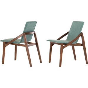 Virgil Parsons Chair (Set of 2) by Corrigan Studio
