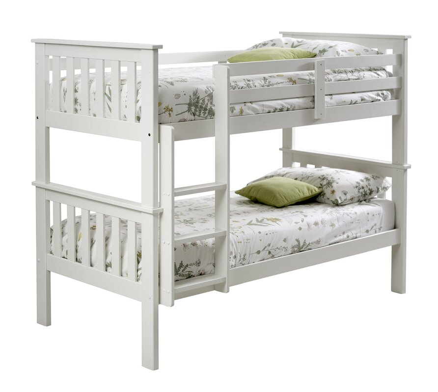 beds bunk simple included new mattress with futon bed