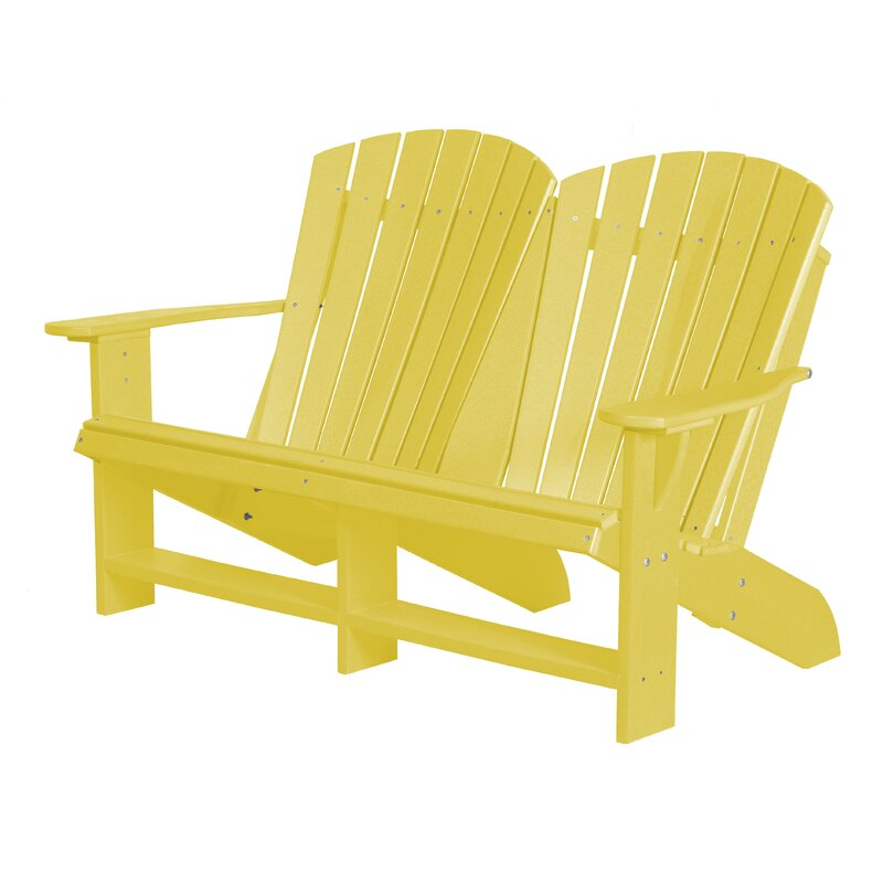 Patricia Plastic Resin Adirondack Chair