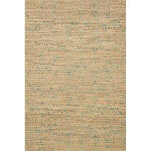 Beacon Hand-Woven Brown Area Rug