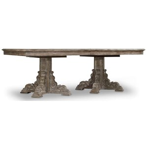 True Vintage Extendable Dining Table