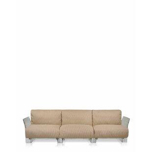 Pop Outdoor Three Seater Sofa