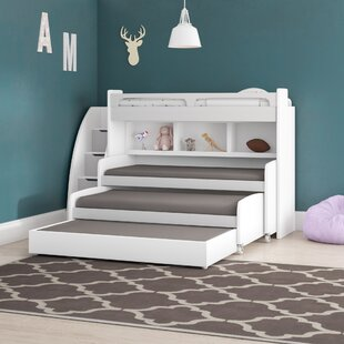 Triple Bunk Beds You'll Love | Wayfair