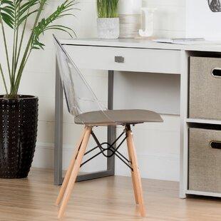 narrow desk chair wayfair ca