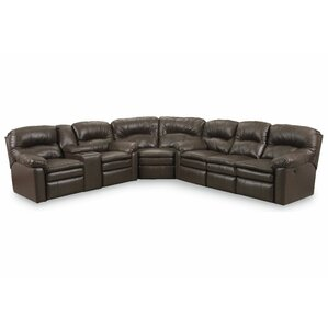 Touchdown Reclining Sectional by Lane Furniture