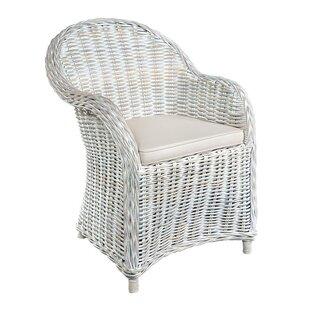 White Wicker Bedroom Chair   Wayfair.co.uk