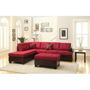 Birchview Reversible Sectional by Andover Mi..