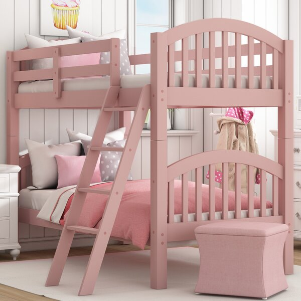 Twin Bed With Guard Rail   Wayfair