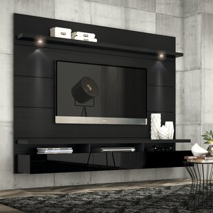 Black Entertainment Centers & TV Stands You\'ll Love in 2019 | Wayfair