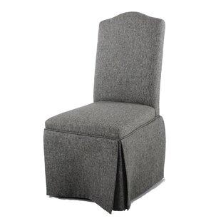 Stephany Skirted Upholstered Dining Chair