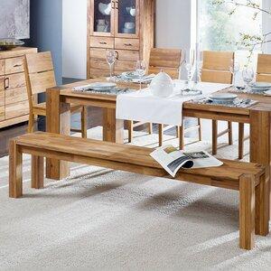 Küchenbank Westhill II aus Holz von Massivum