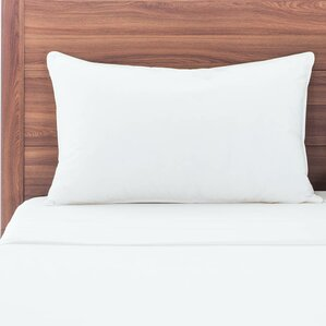 Down and Feathers Standard Pillow by Weekender