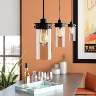 Kitchen Island Lighting Youll Love Wayfair - Images of kitchen pendant lighting
