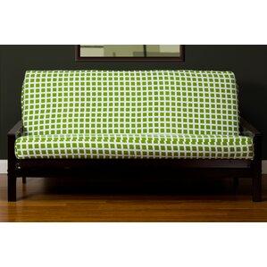 Box Cushion Futon Slipcover by..