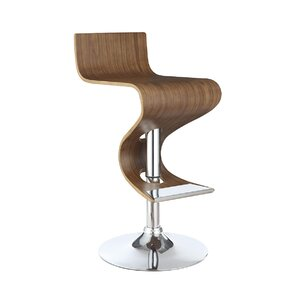 Martin Adjustable Height Bar Stool by Wad..