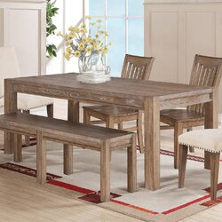 Dining Tables Extendable one allium way plessis extendable dining table & reviews | wayfair
