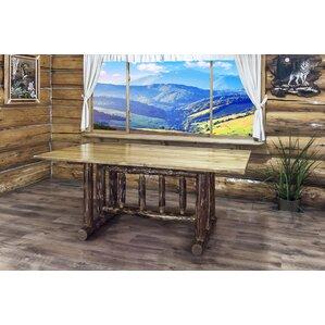 Tustin Trestle Dining Table by Loon Peak