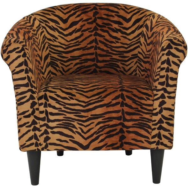 Bloomsbury Market Ronda Modern Barrel Chair U0026 Reviews | Wayfair