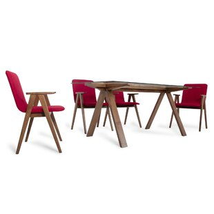 Tuel 5 Piece Dining Set