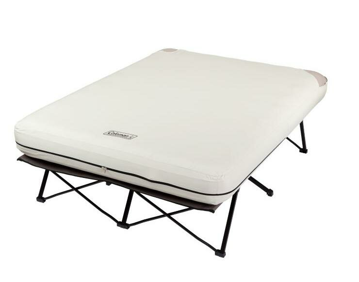 Coleman Queen Airbed Cot With Frame & Reviews | Wayfair