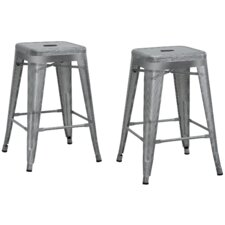 Modern Industrial Bar Stools Counter Stools Allmodern