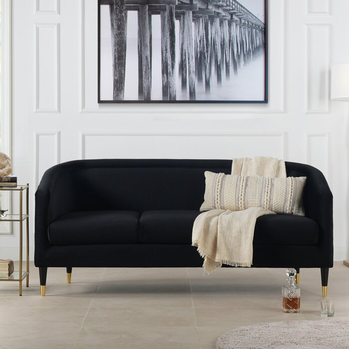 Superb Garretson Tuxedo Sofa Creativecarmelina Interior Chair Design Creativecarmelinacom
