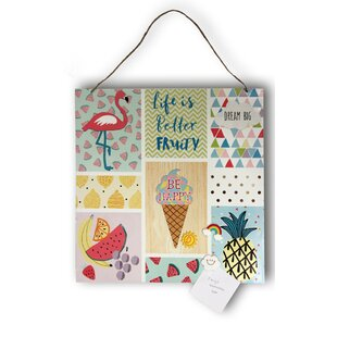 Girl's Life Magnetic Memo Board by Arthouse