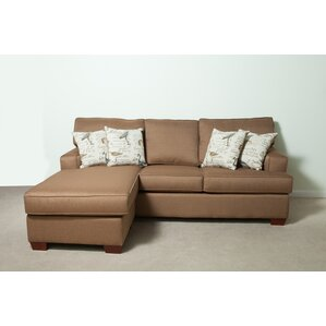 Hanson Sectional by Rosecliff Heights