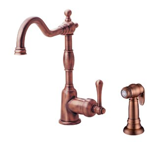Copper Kitchen Faucets You\'ll Love | Wayfair