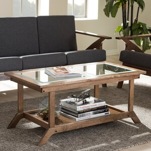 Leyton Coffee Table by Wholesale Interiors Image