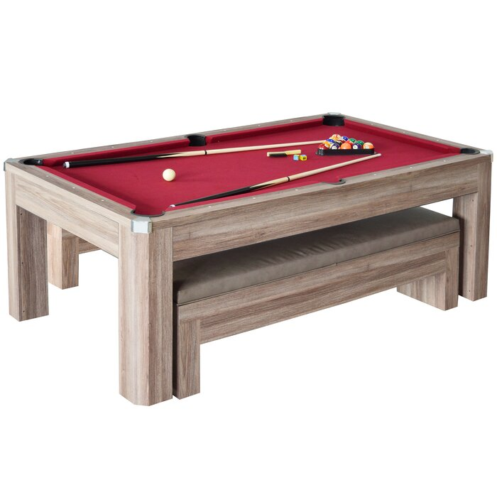 Hathaway Games Newport Piece Pool Table Set Reviews Wayfairca - Newport pool table