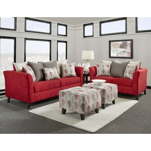Chris 2 Piece Living Room Set by Red Barrel ..
