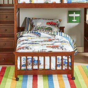 bradley loft bed