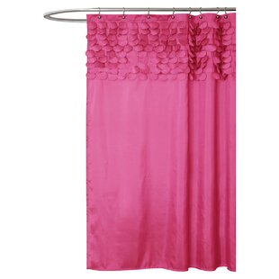 Pink Shower Curtain Set