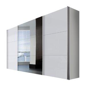 Schwebetürenschrank Solutions, 216 cm H x 350 cm B x 68 cm T von Express Möbel