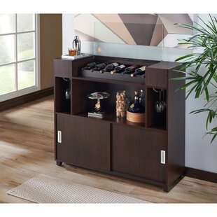 Buffet Table Wine Bottle Storage Equipped Sideboards Buffets You
